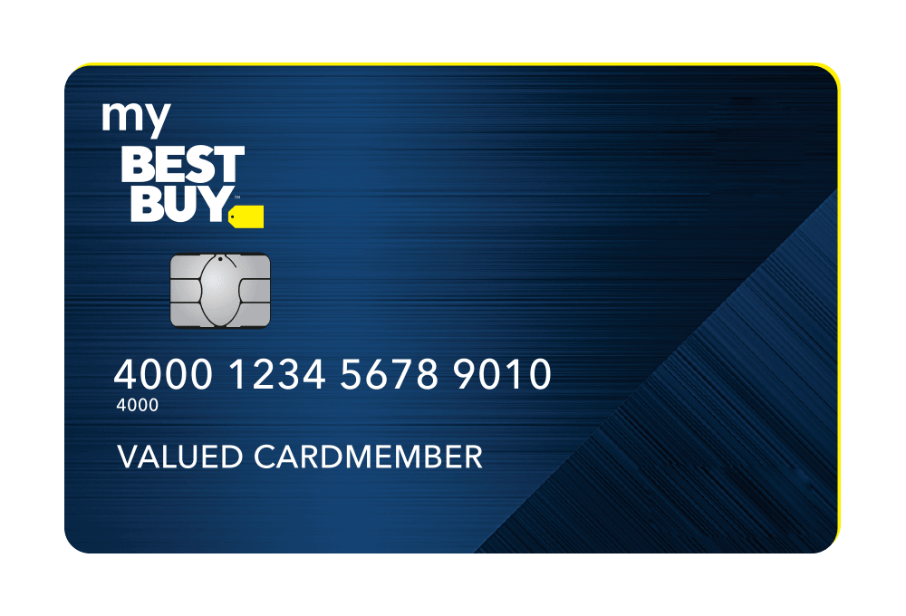 My Best Buy Credit Card