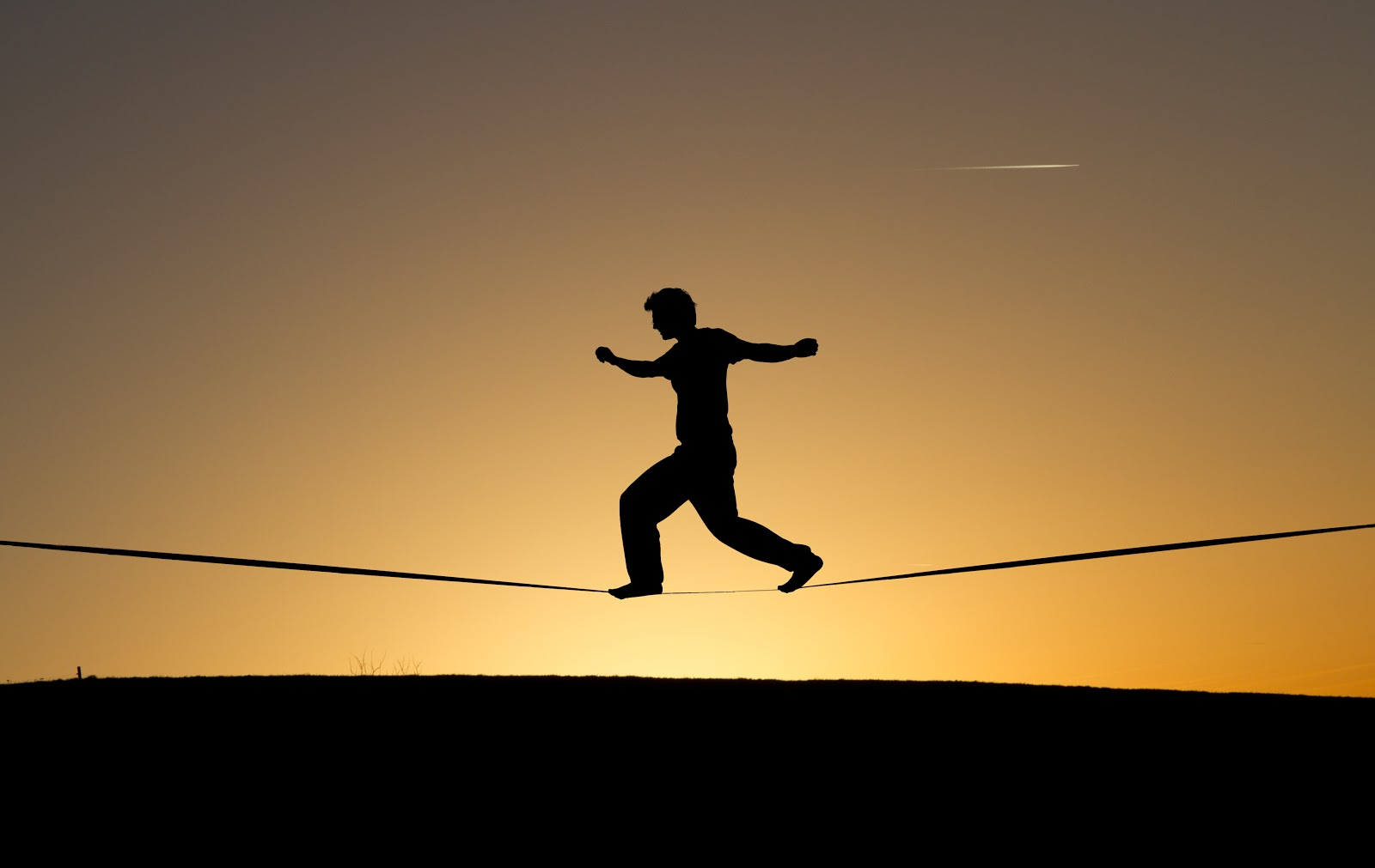 Your credit limit is a balancing act